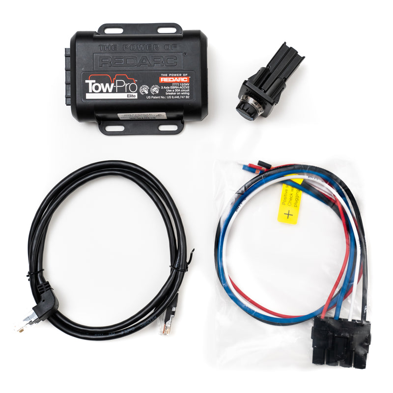 Tow-Pro Elite Electric Brake Controller