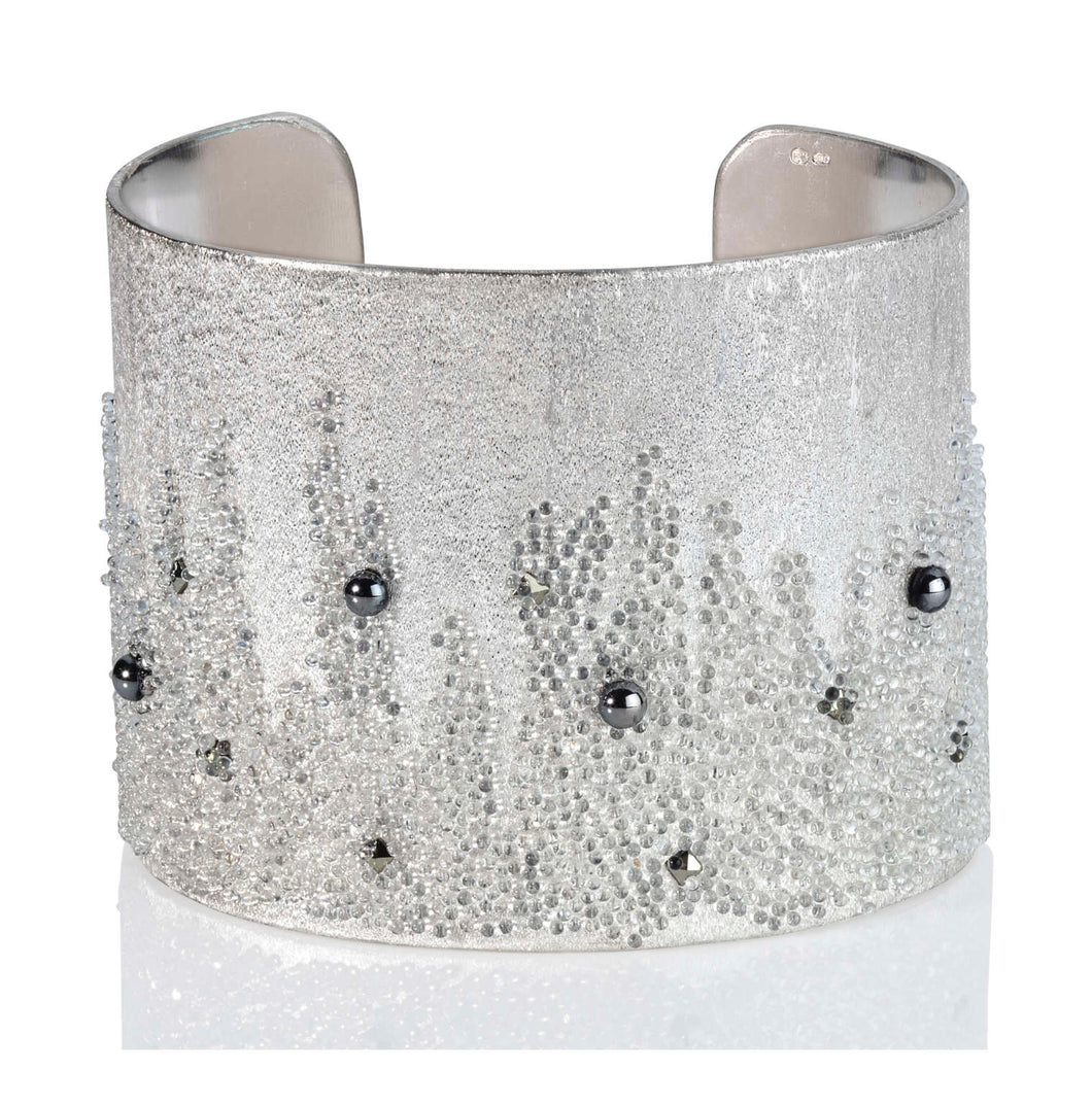 Volcanic Treasure Collection - Icy cuff