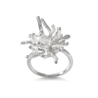 Mermaids Collection - SILVER RING