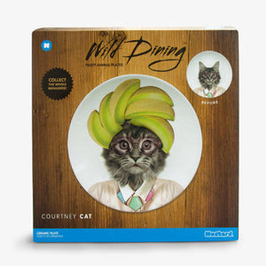 WILD DINNING - COURTNEY CAT