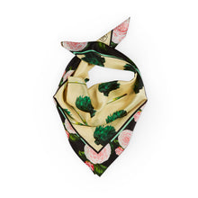 Load image into Gallery viewer, THE GROCERY COLLECTION - ARTICHOKES SILK SCARF