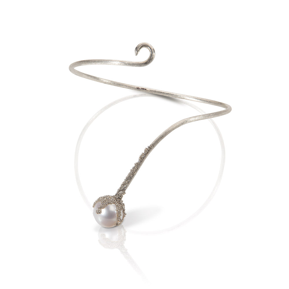 Magic Berries Collection - SILVER BANGLE