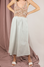 Load image into Gallery viewer, Light Blue Culottes