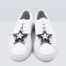 Load image into Gallery viewer, Acrylic Sneaker patches- Disco Stars