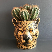 Load image into Gallery viewer, Leopard Pencil Pot