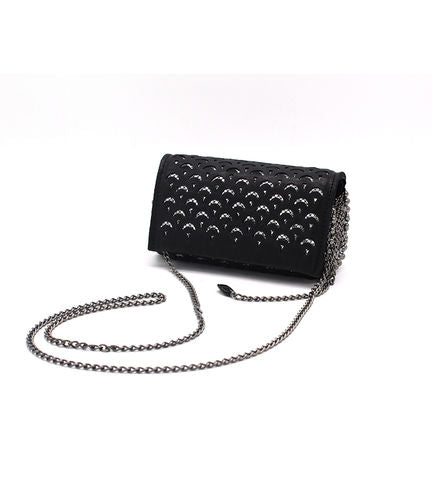 Jaipur clutch-belt Bag