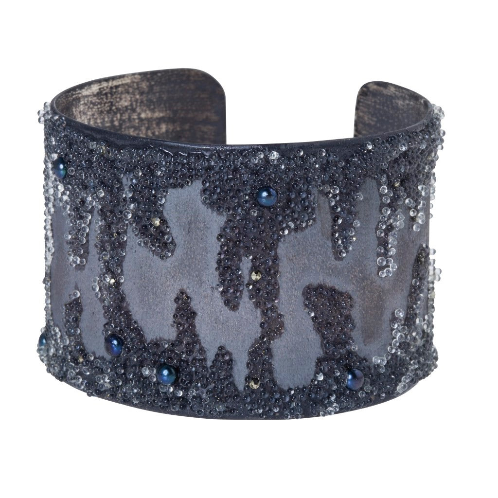 Volcanic Treasures Collection - Black Cuff