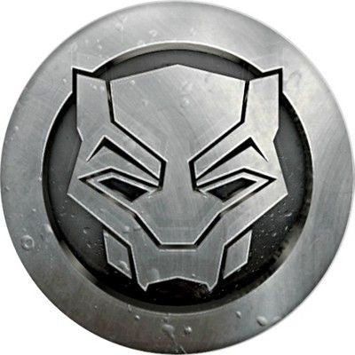 Black Panther Monochrome pop socket