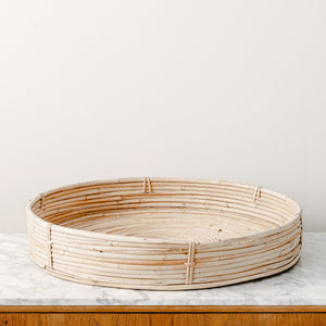 Graham Rattan Trays