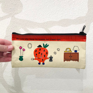 Not Sure Why | Pencil Pouch