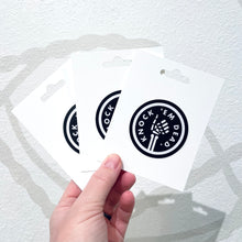 Load image into Gallery viewer, Knock 'Em Dead | Vinyl Sticker
