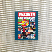 Load image into Gallery viewer, Sneaker Coloring Book