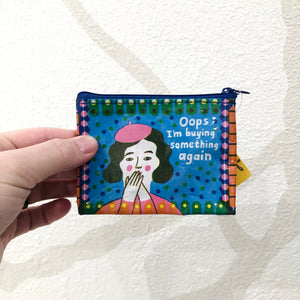 Oops | Coin Purse