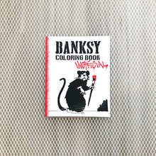 Load image into Gallery viewer, Banksy Coloring Book | Unofficial