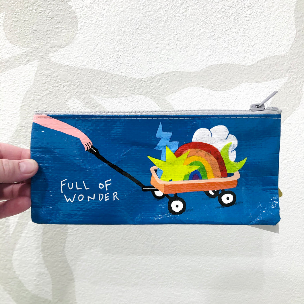 Full Of Wonder | Pencil Pouch