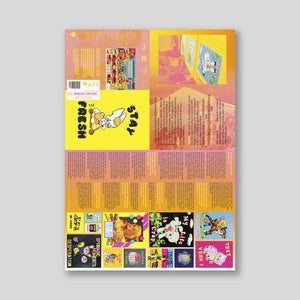 Posterzine™ Issue #57  |  Magda Archer