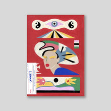 Load image into Gallery viewer, Posterzine™ Issue #58  |  Lynnie Z