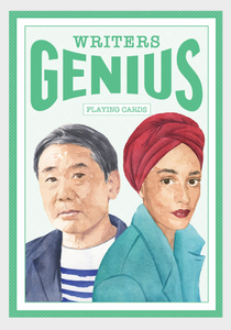 Writers Genius | Playing Cards
