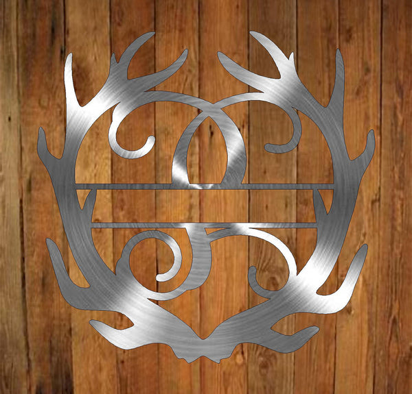 Antler Monogram freeshipping - Price Metal & Fabrication