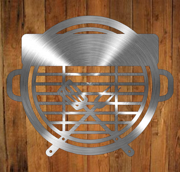 BBQ Monogram freeshipping - Price Metal & Fabrication