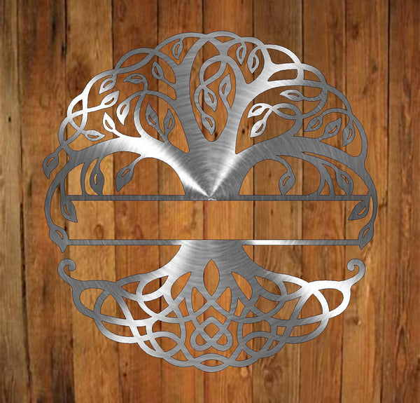 Tree of Life Monogram freeshipping - Price Metal & Fabrication