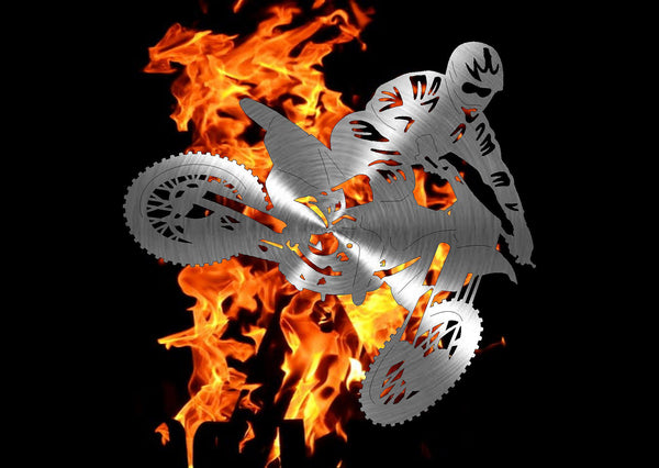 Dirt Bike Jump freeshipping - Price Metal & Fabrication