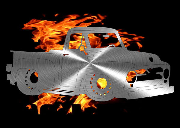 Ford Truck Hot Rod freeshipping - Price Metal & Fabrication