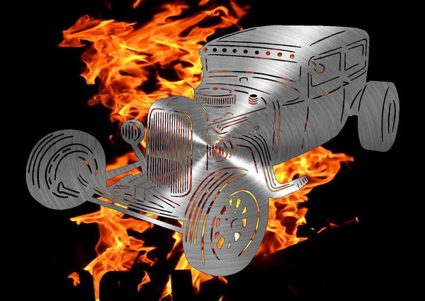 Rat Rod freeshipping - Price Metal & Fabrication