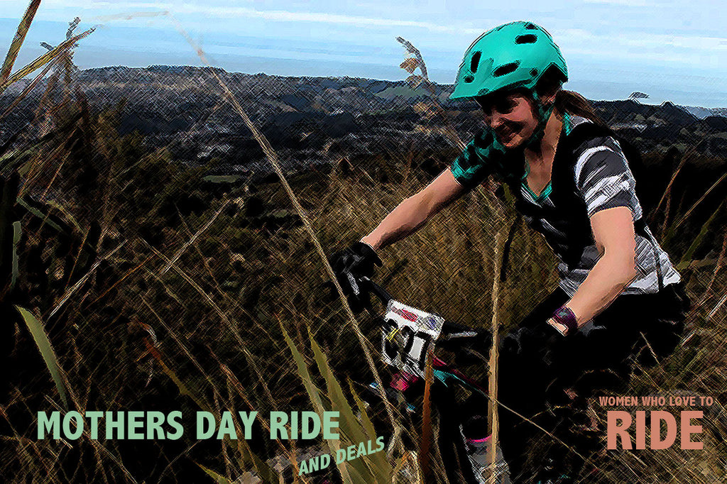 Mothers Day at Bike Otago
