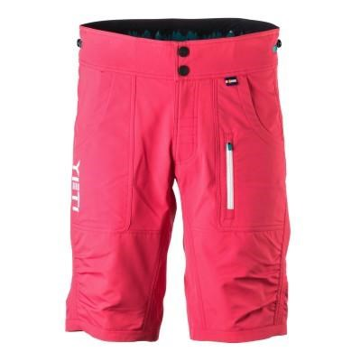 W'S NORRIE SHORT CORAL (LG ONLY)