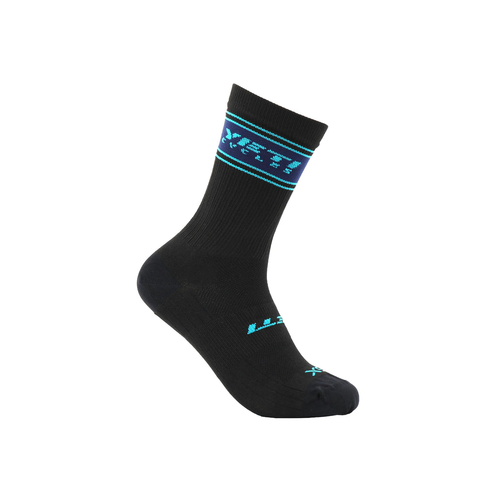 YETI CYCLES TRAIL SOCK BLACK SM/MD