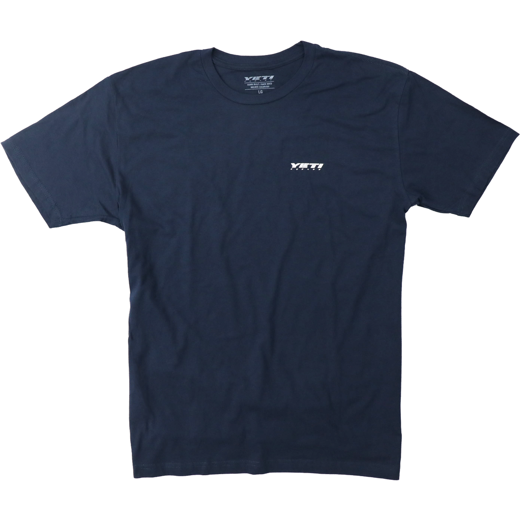SIMPLE RIDE TEE MIDNIGHT NAVY