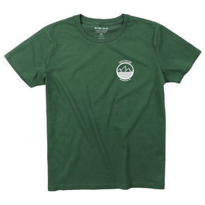 W'S MOUNTAIN WAVE TEE FOREST GREEN