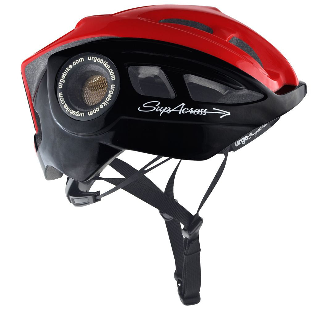 Helmet - Urge SupAcross Black & Red