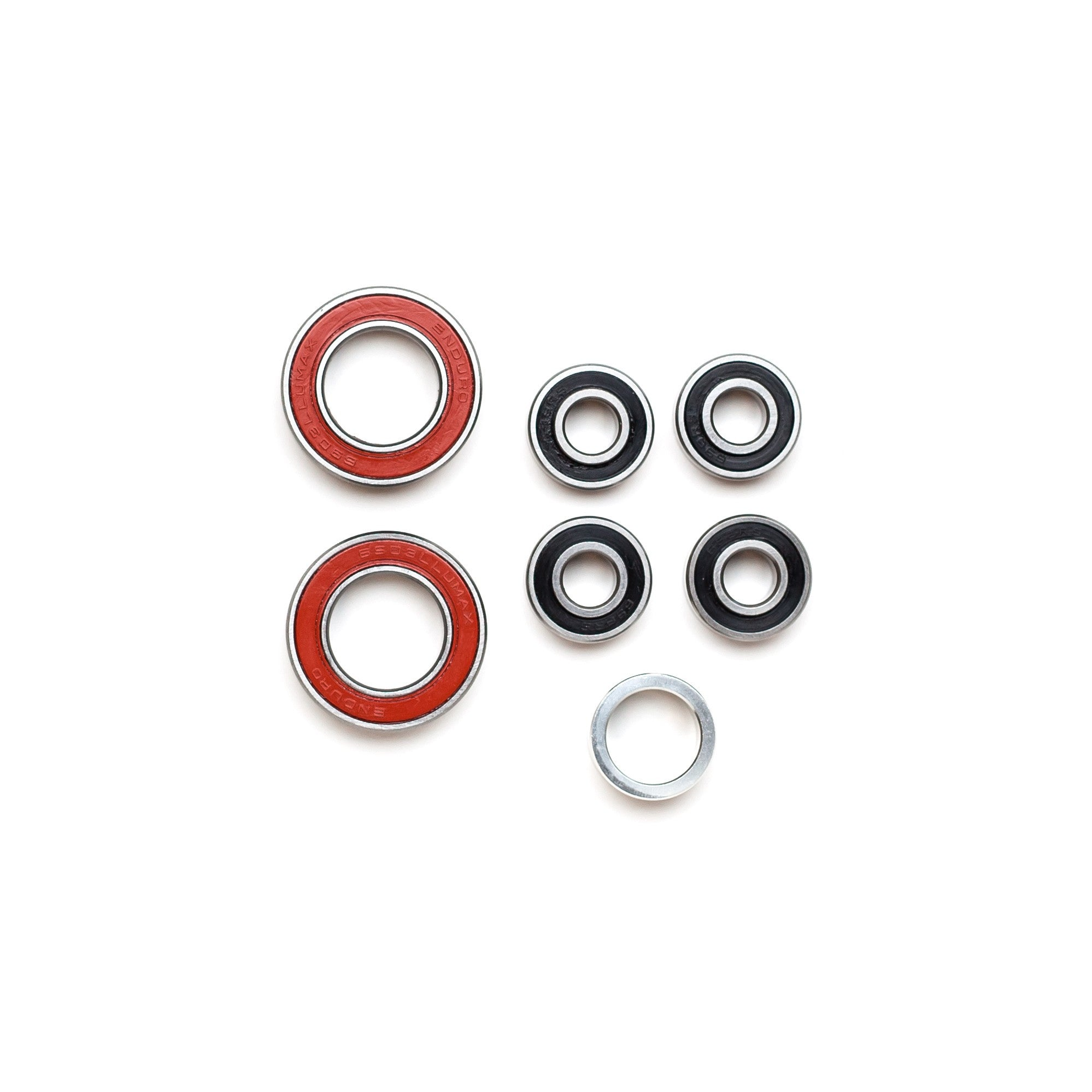 Yeti Parts - ASR 08-09 Bearing Rebuild Kit (Alloy)