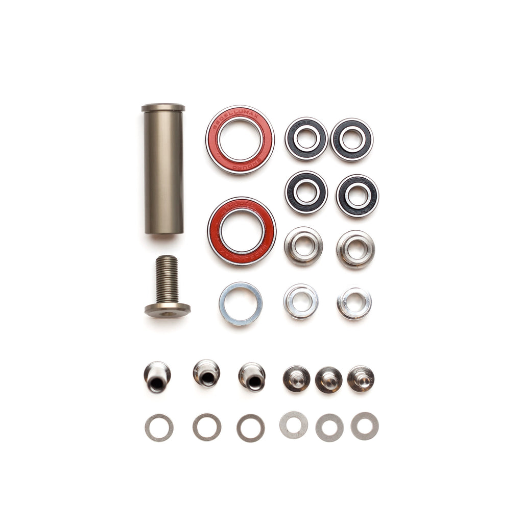 Yeti Parts - ASR 08-09 Master Rebuild Kit (Alloy)