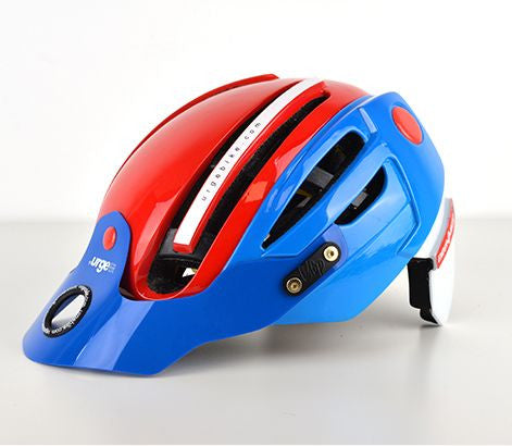 Helmet - Urge Endur-O-Matic 2 MIPS blue/white/red