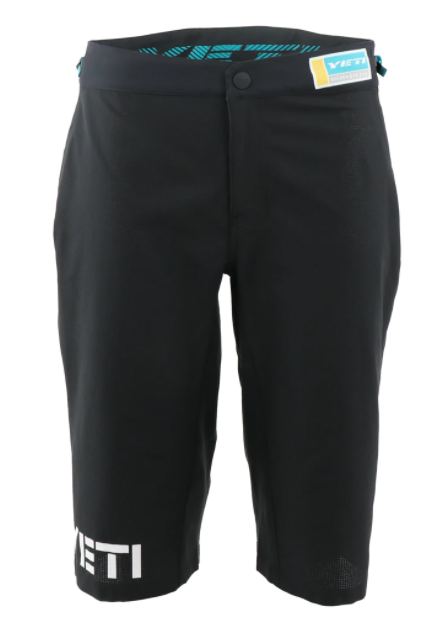 W'S ENDURO SHORT BLK 21