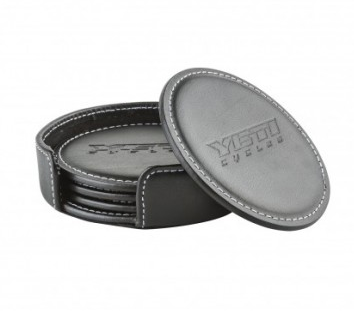 Yeti Coaster Set BLK