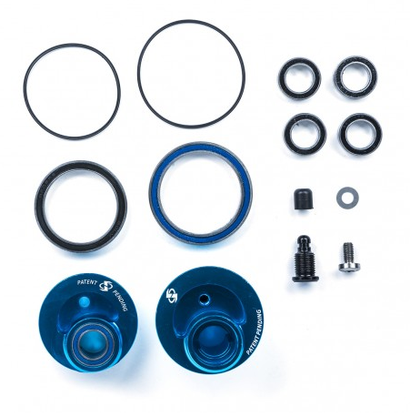 Yeti Parts - SB66-AC ECCENT REBUILD KIT 66AC 2014