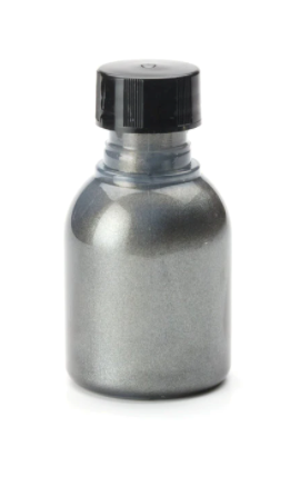 SILVER/ANTHRACITE MATTE TOUCH UP PAINT BOTTLE 1 OZ