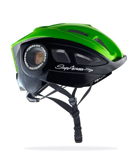 Helmet - Urge SupAcross Black & Green