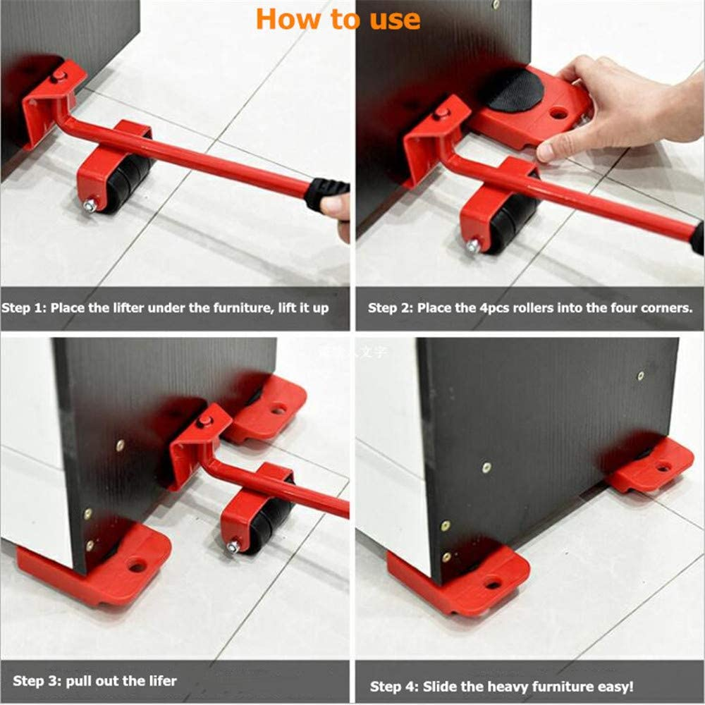 Lalaabuy Easy Furniture Lifter Easy