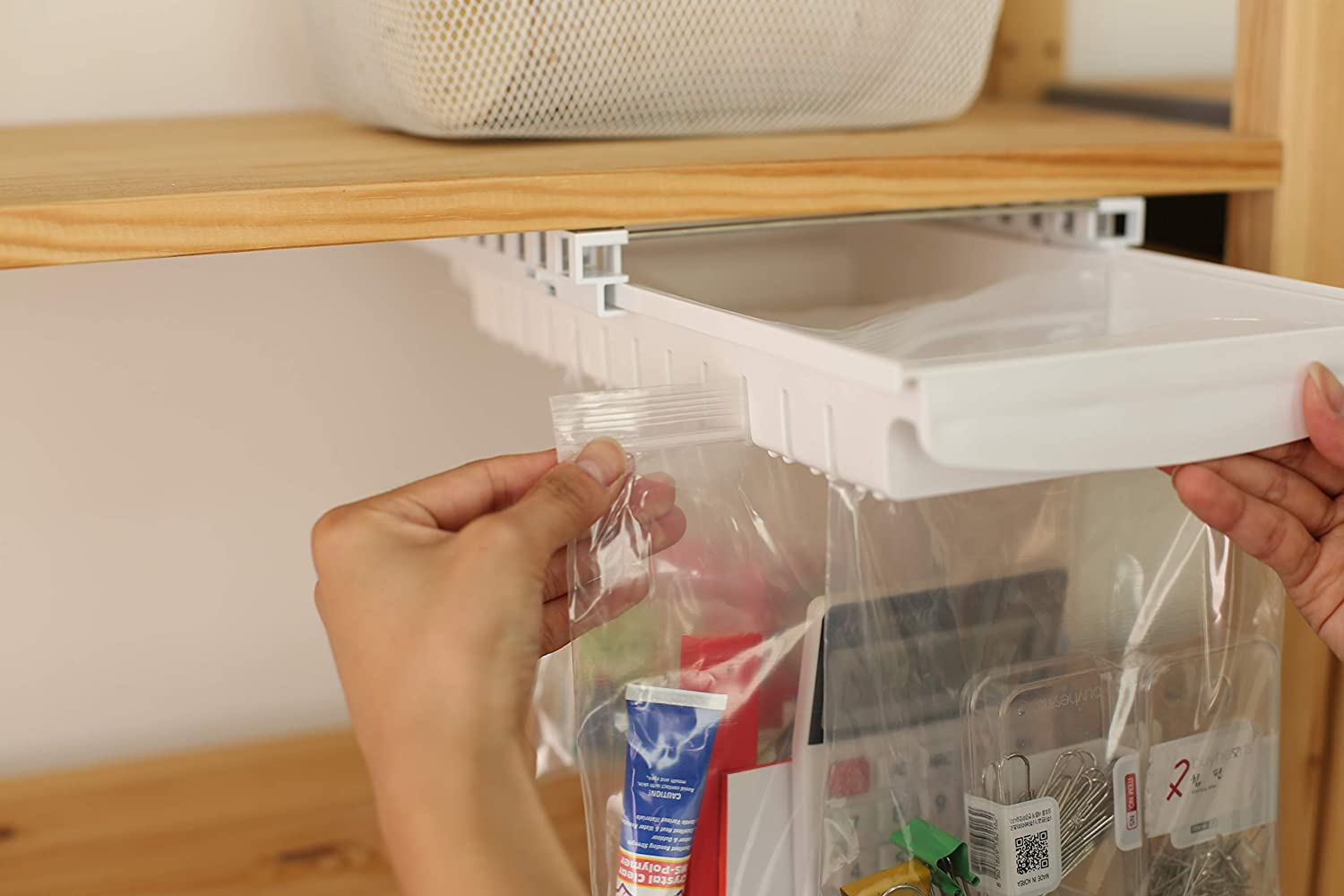 Easy Zip lock Organizer