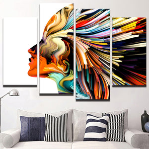 Explosive Mind Wall Art Decor