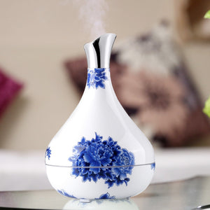 Chinoiserie Style Smart Essential Oil Diffuser