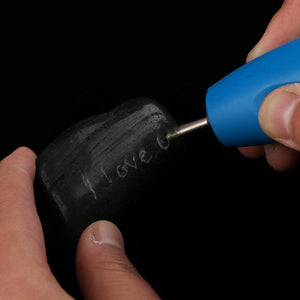 Practical Mini Handmade Electric Engraving Engraver Pen Carve DIY Tool For Jewelry Metal Glass
