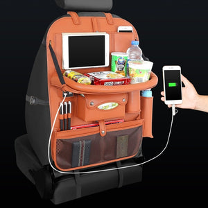 Backseat Table Road Trip Organizer
