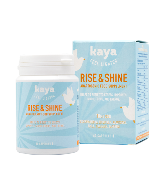 Rise & Shine Adaptogenic Supplement
