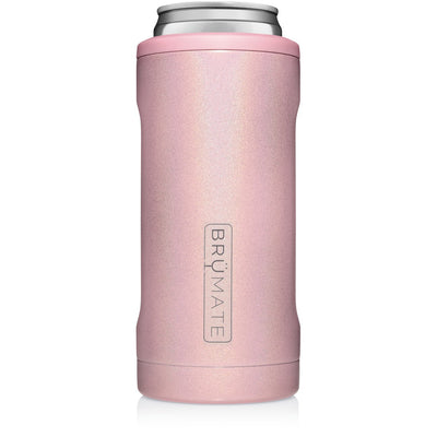 HOPSULATOR SLIM | GLITTER BLUSH  (12OZ SLIM CANS)
